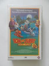 VHS Video Kassette Tom und Jerry Der Film neu OVP