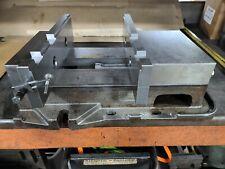 Modified Kurt D100 Precision Machine Vise For Bridgeport Mill Modified