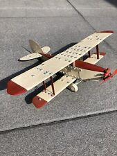 Meccano Constructor Aeroplane. Airplane