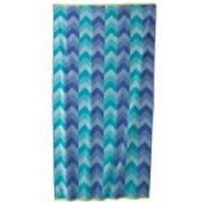 Sonoma Outdoors Blue Chevron Cotton Beach Towel - Missoni chevron print