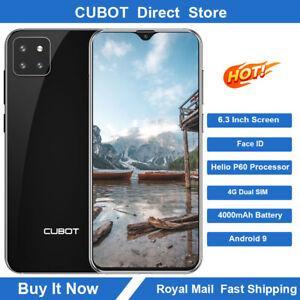 CUBOT X20 Pro 6.3'' 6GB 128GB Smartphone 4000mAh Face ID 4G Dual SIM Unlocked