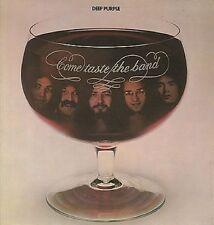 DEEP PURPLE Come Taste The Band 1975 UK Vinyl LP A1U/B1U  EXCELLENT CONDITION