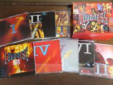 Loudness - 7 CD Box Set -  Heavy Metal Jrcok X Japan Free shipping