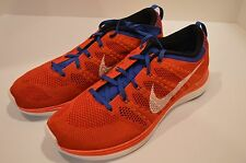 Nike Men's Flyknit One Running Shoe 554887 816  Size: 11.5 Retail: $160