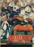 1986 Auburn Tigers vs W Carolina football program MBX7