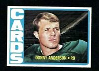 NM 1972 Topps #32 Donny Anderson.