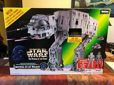 Star Wars AT-AT ELECTRONIC Imperial Walker POTF KENNER 1997 Sealed