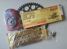 DID ER 2 Kit chaîne Pignon D'aluminium + Pignon Yamaha YZF 450 YZ 250 14:49
