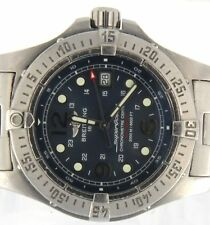 Breitling Superocean Steelfish A17390 Automatic Wrist Watch
