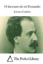 O Thesouro Do Rei Fernando by Luciano Cordeiro (2015, Paperback)