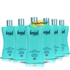 6x Fenjal Classic Luxury Shower Gentle Care Silky Soft Skin Cleanse Creme 200ml