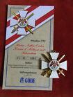 Göde Orden Preußen 1792 - Roter Adler Orden Kreuz 1.Klasse mit Schwertern