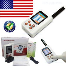 USA Portable LED Urine Analyzer Urine test +USB+ Bluetooth +100pcs Test Strips
