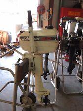 1993 Johnson 3 hp Outboard Motor