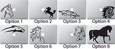Horse Standing Decal Sticker for Apple Mac Book Air/Pro Dell Laptop Mustang