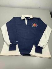 Men's Barbarian Rugby Wear Polo Shirt Size M, Made in Canada