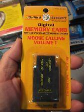 Wildlife Calls PreyMaster Digital Caller Memory Card Moose Calling Volume 1