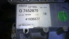 Caja De Pedal C/W Master Cilindros-de Ford Iveco Eurocargo romper