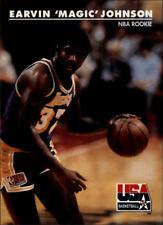 Magic Johnson #29 Skybox USA 1992 NBA Basketball Card