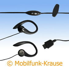 Headset Run Stereo InEar Kopfhörer f. Samsung GT-M3510 / M3510