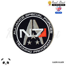 N7 Alliance Special Forces Embroidered Iron On Sew On Patch Badge For Clothes