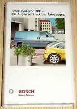 Video VHS - BOSCH PARKPILOT URF Ihre Augen am Heck des Fahrzeuges - Produktinfo