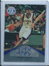 Jared Dudley 2012-13 Totally Certified *Blue Autograph* NBA Card /15 SP