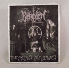 BEHEXEN Rituale Satanum (Printed Small Patch) NEW