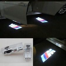 2x LED Door Light M Logo Ghost Shadow Laser Projector For BMW