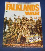 THE FALKLANDS WAR NUMBER 12 - 13-14 JUNE 1982 THE FINAL BATTLE