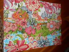 """Large Pottery Barn Floral Pillow Sham 24 X 30"""""""