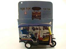 Tuk-tuk Yuasa Thaïlande Jerry's Souvenir 12,5 cm neuf en boite/boxed