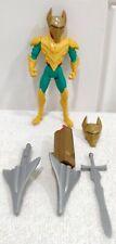 Vintage 1995 Batman The Animated Series RAS AL GHUL Figure Loose, Minty Complete