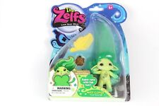 The Zelfs Miss Clover Zelf Rare Green Troll Medium Size Figure Excellent Card