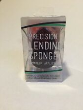PRECISION Blending Sponge Cosmetic Makeup Application Bamboo Charcoal Infused