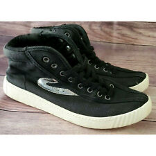 Tretorn Womens Sneakers Size 6 Nylite Hi Black