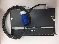 Eaton tpc2105-2780 8 Ausgang 1U Rack PDU Stromverteilung System W / Ohren