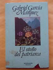 El otoño del patriarca - Gabriel García Márquez - 1987
