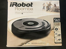 Roomba 560 Vacuum cleaner iRobot Base & Charger, Ready To Go