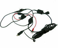 High Power Motorbike Hardwire Charger for Samsung Galaxy S10