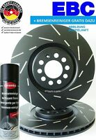 EBC Black Dash USR1416 Ø310x22 HINTEN   VW Eos Golf 5 6 V VI R R32 4 Motion
