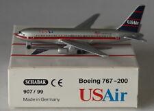 Schabak Boeing 767-201ER USAir N649US in 1:600 scale