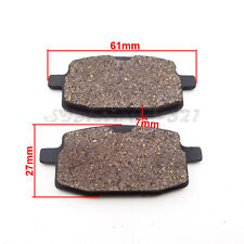 Disc Brake Pads for Chinese GY6 49cc 50cc 125cc 150cc Moped Scooter