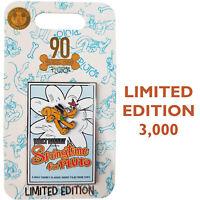 Disney Store Pluto Springtime Movie Poster 90th Birthday Anniversary Pin Trading