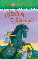 Stallion by Starlight (Magic Tree House (R) Merlin Mission) by Mary Pope Osborne