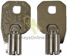 SP804 Key, Chicago Lock ACE Tubular Barrel NEW PRECUT FACTORY CUT SHIPS FAST
