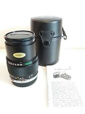 Olympus Zuiko 135mm f/3.5 Lens