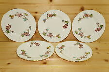 Minton Vermont S-365 Set of (5) Dessert or Bread & Butter Plates, 6 1/4""
