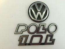 VW POLO BADGE POSTERIORE (B128)