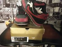 info for 0b357 7e48c 2007 Nike SB P Rod Paul Rodriguez 2 Zoom Air Black Varsity Red 315459 061 US